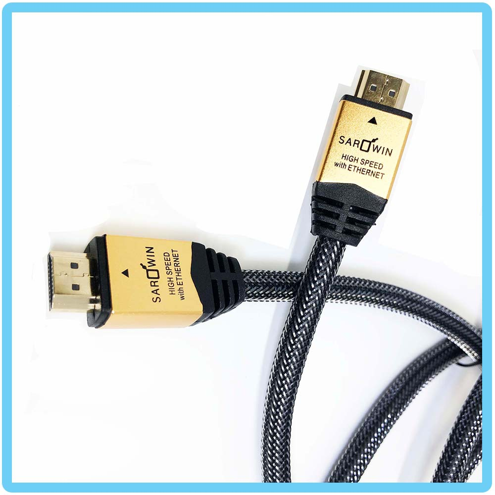 SAROWIN High Performance HDMI Cable - Version 2.0